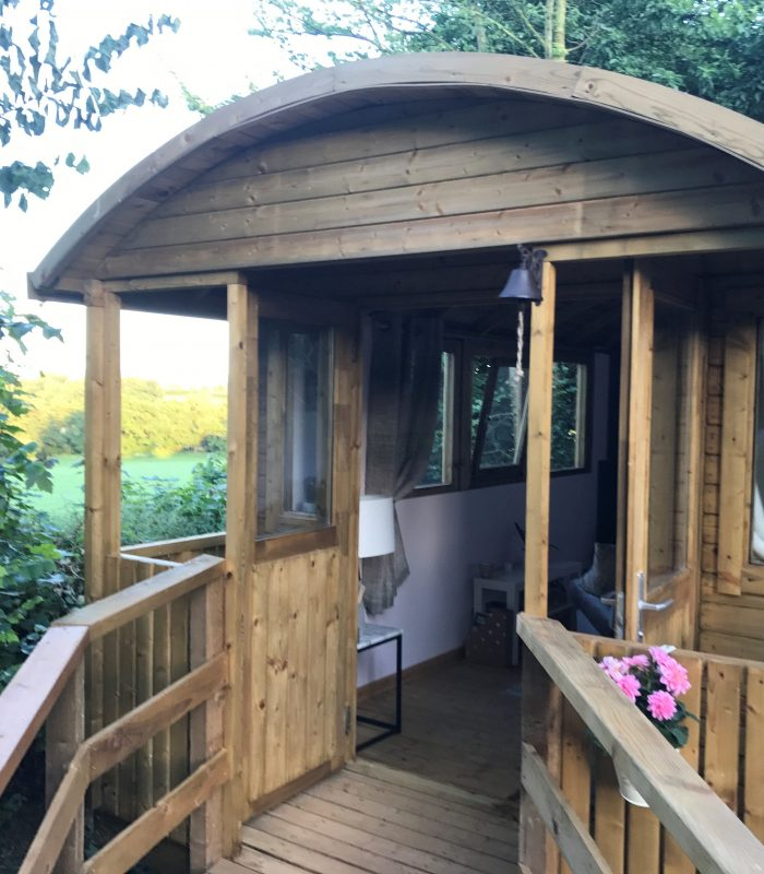 Tidmarsh Timber Hut Counselling and Psychotherapy in Devon